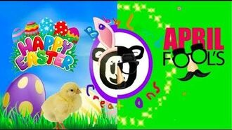 Baby Lamb & Friends Episode 61 - Easter Fool's Day