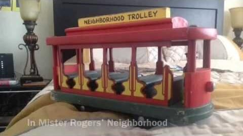 Baby Lamb & Friends- Episode 10 - Neighborhood Trolley