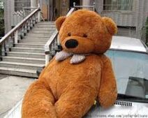 3f88dade7463012900727c408f8b7430--giant-teddy-bear-teddy-bears