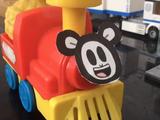 Baby Lamb the Train