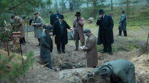 Gennat Exhumierung 1
