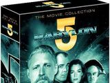 Babylon 5 The Movies Collection DVD