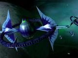 Minbari Orbital Platform