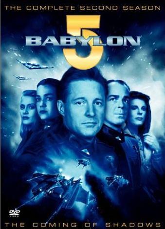 Babylon 5 season 2 dvd the babylon project fandom powered by wikia babylon 5 season 2 dvd malvernweather Images