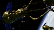 Ancient Vorlon transport 01