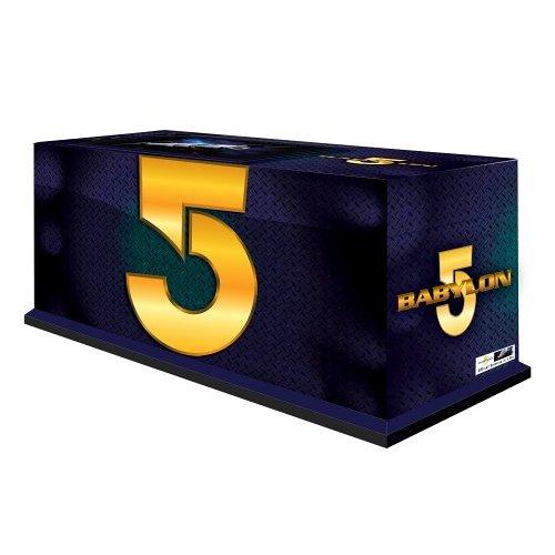 Babylon 5 The Complete Universe Dvd The Babylon Project Fandom