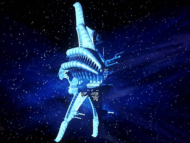 Image result for minbari cruiser