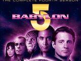 Babylon 5 Season 4 DVD