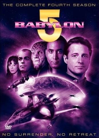 Babylon 5 Season 4 DVD | The Babylon Project | FANDOM
