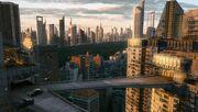 Earth NY Babylon 5 2301