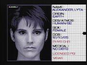 Lyta alexander-ID