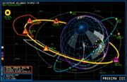 Proxima III blockade