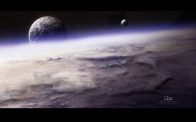 The closest part of space by qaz2008-d38givu