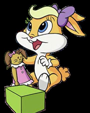 Lola Bunny Baby Looney Tunes Wiki Fandom