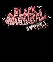 Black babymetal back