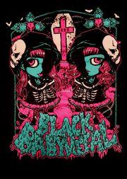 Black babymetal front
