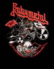 Metal god front