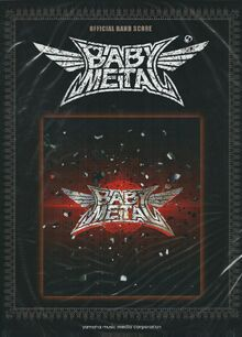 Babymetal Band Score front
