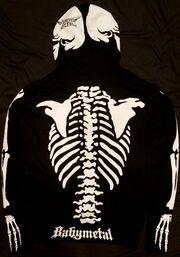 Bone back