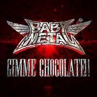 Babymetal Gimme Chocolate!! UK iTunes artwork
