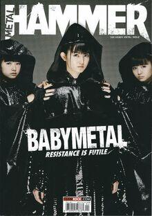 Metal Hammer 4-16 regular