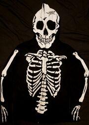 Bone type 2 front