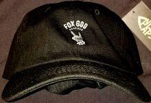 Fox God front