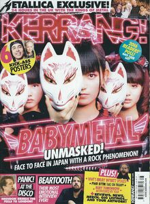 Kerrang 12-3-16
