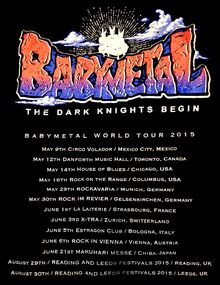 The Dark Knights back 2