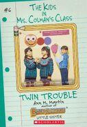 Kids Ms. Colmans Class 06 Twin Trouble ebook cover