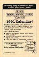 BSC 1991 calendar bookad from 36 orig 1990
