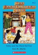 BSC 62 Kristy Worst Kid Ever ebook cover