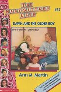 BSC - Dawn and the Older Boy 1996 reprint cover
