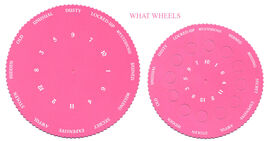 What wheels large and small BSC Mystery game