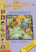 BSC - Stacey's Emergency 1996 reissue cover