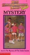 9 Jessi Mystery Stolen Secrets BSC VHS front GoodTimes