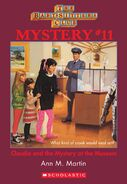BSC Mystery 11 Claudia Mystery At the Museum ebook cover