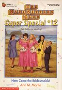 Super Special 12 Here Come the Bridesmaids cover