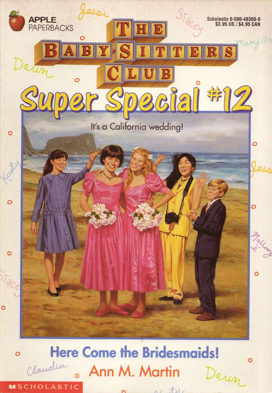 Here Come The Bridesmaids The Baby Sitters Club Wiki Fandom