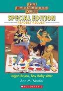 BSC Readers Request Logan Bruno Boy Baby-sitter ebook cover