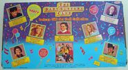 Baby-sitters Club Deluxe Gift Set doll collection Remco box back