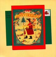 Secret Santa Card 22 Patrick to Kristy