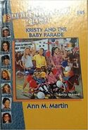 BSC - Kristy and the Baby Parade 1996 reprint cover