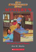 BSC Mystery 8 Jessi and Jewel Thieves ebook cover