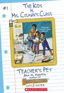 Kids Ms. Colmans Class 01 Teachers Pet ebook cover