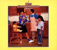 1992 calendar June image BSC36 Jessis Baby-sitter