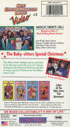 5 Baby-sitters Special Christmas BSC VHS back original