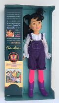 Claudia Kenner doll on card