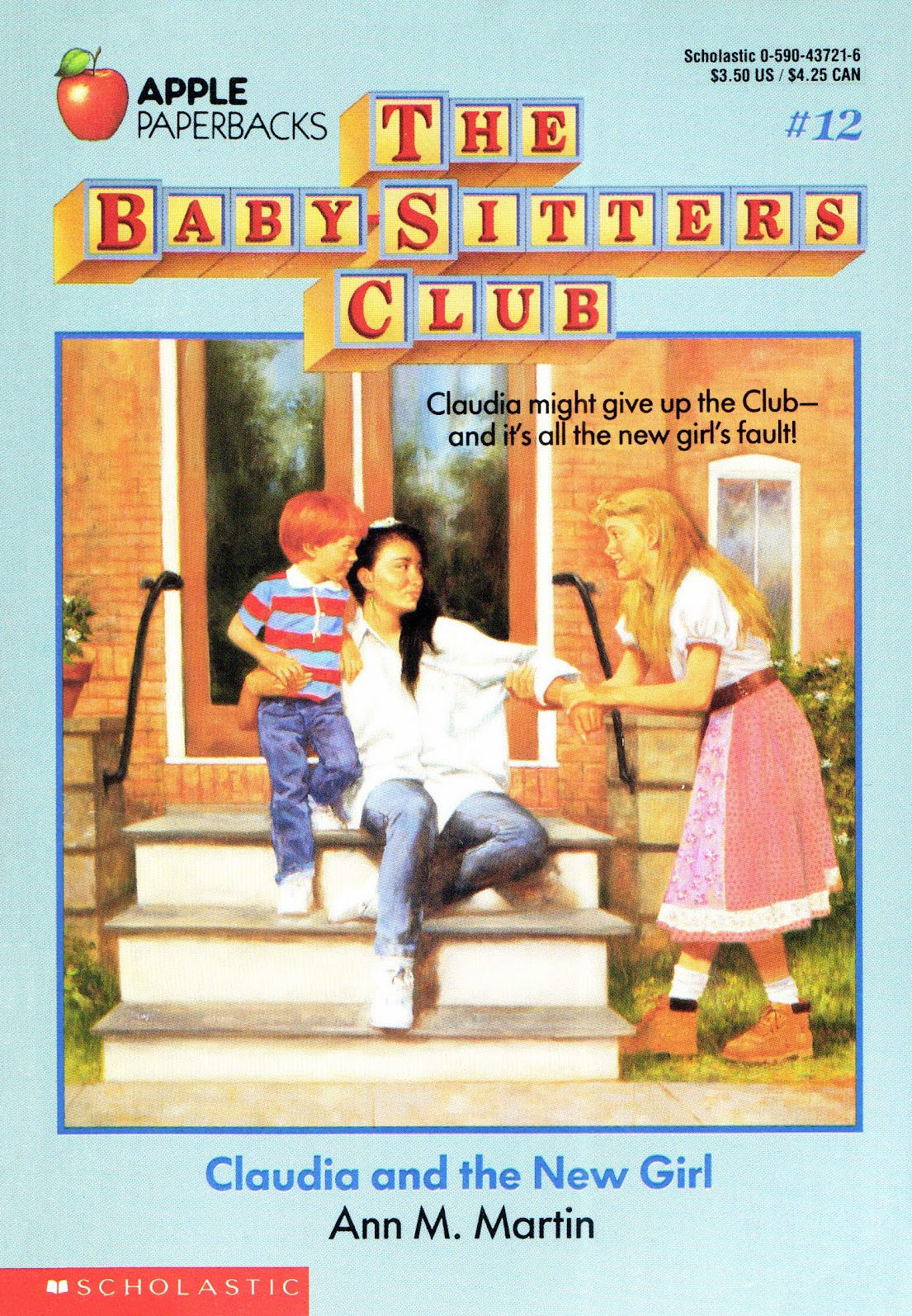 Claudia and the New Girl | The Baby-Sitters Club Wiki | Fandom