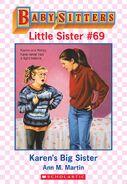 Baby-sitters Little Sister 69 Karens Big Sister ebook cover